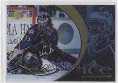 1997-98 Upper Deck Ice - [Base] - Power Shift #83 - Patrick Roy