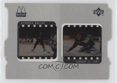 1997-98 Upper Deck McDonald's - Game Film #F2 - Alexander Mogilny