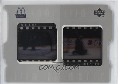1997-98 Upper Deck McDonald's - Game Film #F5 - Patrick Roy