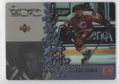 1997-98 Upper Deck McDonald's - Ice #MCD12 - Jarome Iginla