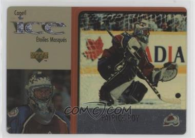 1997-98 Upper Deck McDonald's - Ice #MCD23 - Patrick Roy