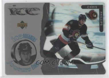 1997-98 Upper Deck McDonald's - Ice #MCD37 - Chris Phillips