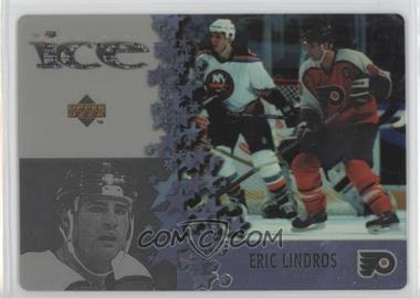 1997-98 Upper Deck McDonald's - Ice #MCD8 - Eric Lindros
