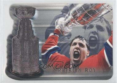 1998-99 In the Game Be A Player - Playoff Highlights #H-8 - Patrick Roy