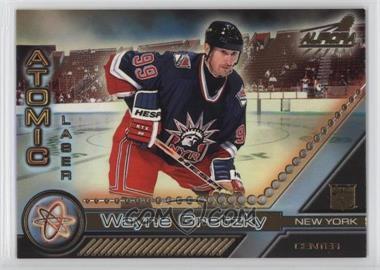 1998-99 Pacific Aurora - Atomic Laser Cuts #13 - Wayne Gretzky