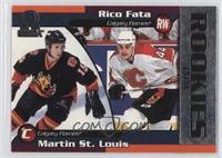 Rico Fata, Martin St. Louis /56