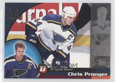 1998-99 Pacific Omega - [Base] #205 - Chris Pronger