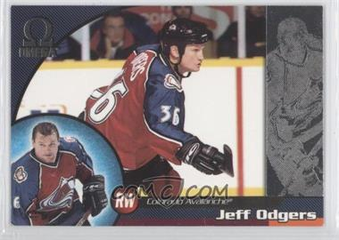 1998-99 Pacific Omega - [Base] #62 - Jeff Odgers