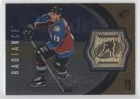 Joe Sakic #/875