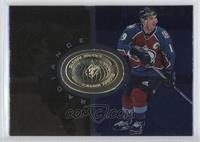 Joe Sakic #/3,475