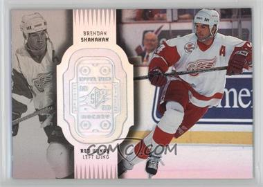 1998-99 SPx Finite - [Base] - Spectrum #32 - Brendan Shanahan /300