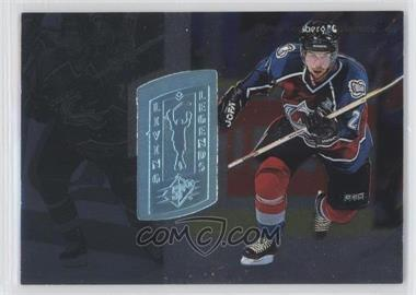 1998-99 SPx Finite - [Base] #178 - Peter Forsberg /1620
