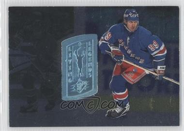 1998-99 SPx Finite - [Base] #180 - Wayne Gretzky /1620