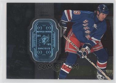 1998-99 SPx Finite - Samples #139 - Wayne Gretzky
