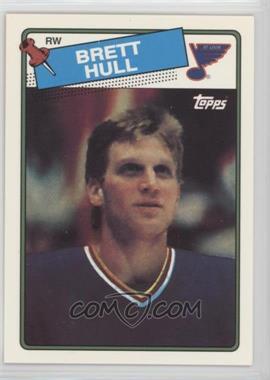 1998-99 Topps - Blast from the Past Reprints #6 - Brett Hull