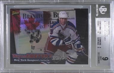 1998-99 Topps - Local Legends #L7 - Wayne Gretzky [BGS9MINT]