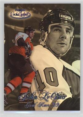 1998-99 Topps Gold Label - Goal Race '99 #GR2 - John LeClair