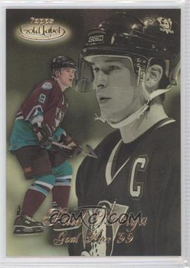 1998-99 Topps Gold Label - Goal Race '99 #GR4 - Paul Kariya