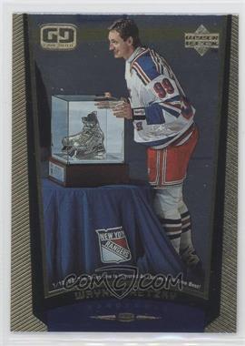 1998-99 Upper Deck - [Base] - Gold Reserve #135 - Wayne Gretzky