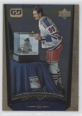 1998-99 Upper Deck - [Base] - Gold Reserve #135 - Wayne Gretzky