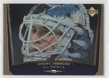 1998-99 Upper Deck - [Base] - Gold Reserve #358 - Brent Johnson