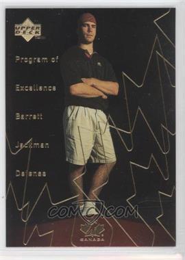 1998-99 Upper Deck - [Base] - Gold Reserve #394 - Barrett Jackman