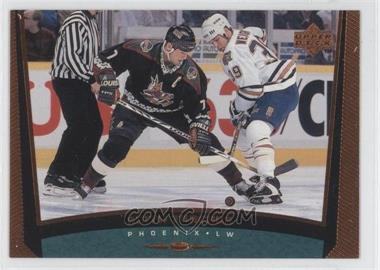 1998-99 Upper Deck - [Base] - UD Exclusives #154 - Keith Tkachuk /100