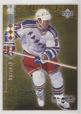 1998-99 Upper Deck Black Diamond - [Base] - Triple Diamond #55 - Wayne Gretzky /1000