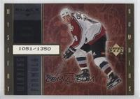 Joe Sakic #/1,350