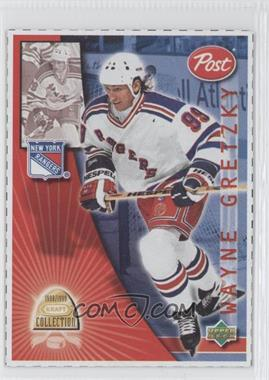 1998-99 Upper Deck Kraft Collection - Post Cereal Wayne Gretzky #G5 - Wayne Gretzky