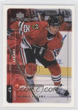1998-99 Upper Deck MVP - [Base] - Silver Script #47 - Dan Cleary
