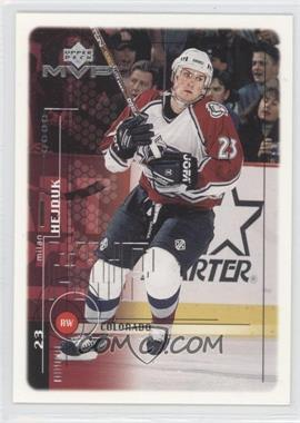 1998-99 Upper Deck MVP - [Base] #55 - Milan Hejduk