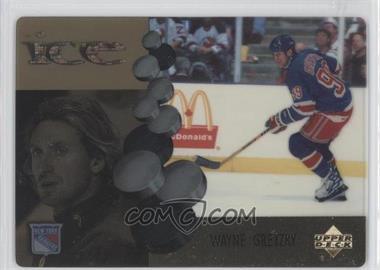 1998-99 Upper Deck McDonald's - Ice #MCD1 - Wayne Gretzky