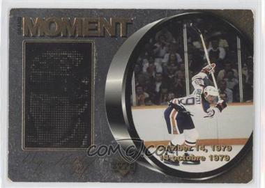 1998-99 Upper Deck McDonald's - Wayne Gretzky Grand Moments #M1 - Wayne Gretzky