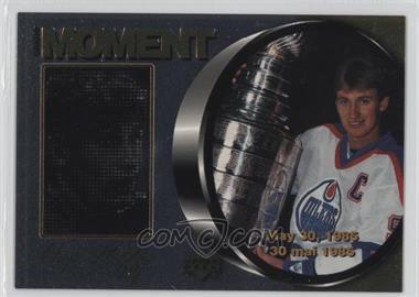 1998-99 Upper Deck McDonald's - Wayne Gretzky Grand Moments #M4 - Wayne Gretzky