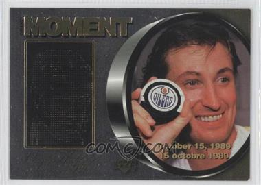 1998-99 Upper Deck McDonald's - Wayne Gretzky Grand Moments #M7 - Wayne Gretzky