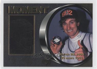 1998-99 Upper Deck McDonald's - Wayne Gretzky Grand Moments #M8 - Wayne Gretzky