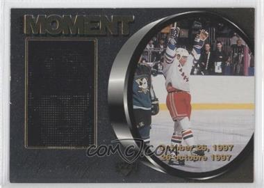 1998-99 Upper Deck McDonald's - Wayne Gretzky Grand Moments #M9 - Wayne Gretzky