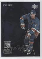 Brian Leetch, Wayne Gretzky