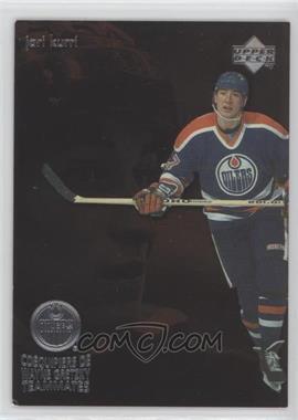 1998-99 Upper Deck McDonald's - Wayne Gretzky Teammates #T9 - Jari Kurri, Wayne Gretzky [EXtoNM]