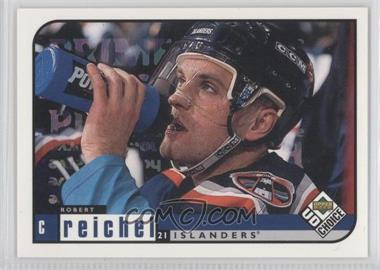 1998-99 Upper Deck UD Choice - [Base] - Prime Choice Reserve #126 - Robert Reichel /100