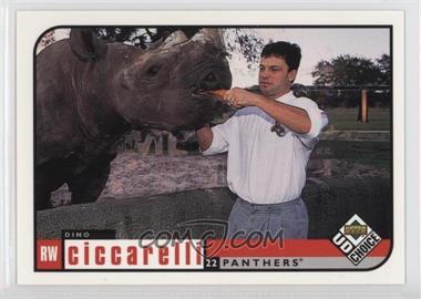 1998-99 Upper Deck UD Choice - [Base] - Prime Choice Reserve #93 - Dino Ciccarelli /100