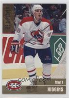 Matt Higgins /100