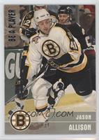 Jason Allison #/1,000