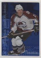 Milan Hejduk [EX to NM] #/100