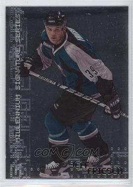 1999-00 In the Game Be A Player Millennium Signature Series - [Base] #211 - Jeff Friesen