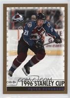 Peter Forsberg (1996 Stanley Cup)