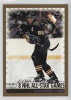 Jaromir Jagr (8 NHL All-Star Games)