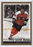 Eric Lindros (1992 Silver Medal)