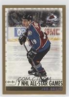 Joe Sakic (7 NHL All-Star Games)